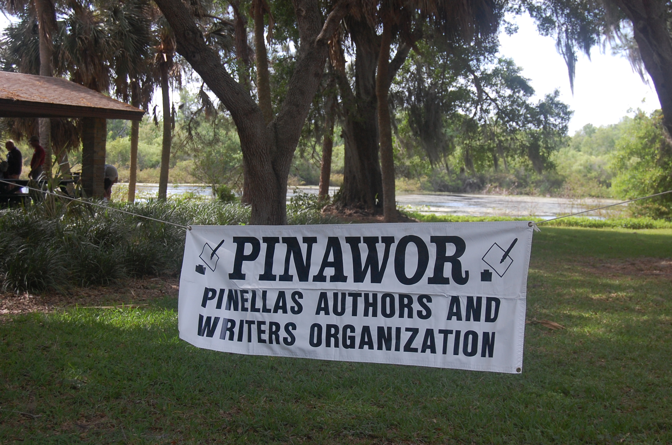 Pinellas Authors & Writers Banner