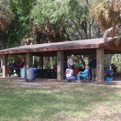 Taylor Park Shelter #6